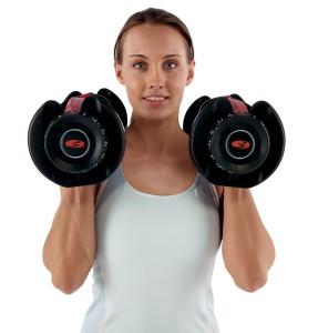Woman_Using_Bowflex_Adjustable_Dumbbell