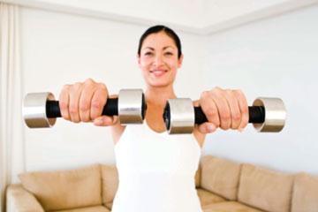 Home Gym Setup-Adjustable Dumbbells Set