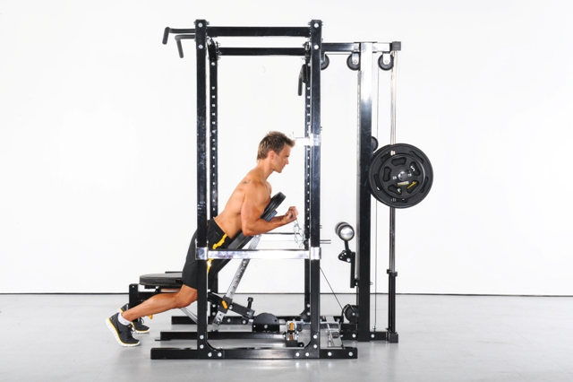 Home Gym Setup With Low Price