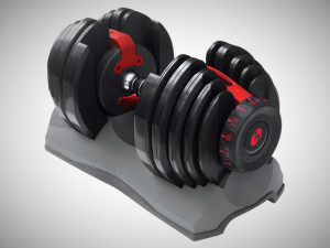 gift-ideas-for-men-Bowflex-SelectTech-552-Adjustable-Dumbbells
